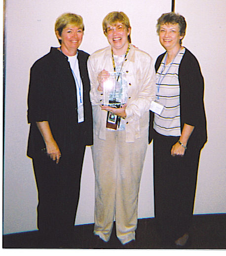 Nancy, Kathy and Karen