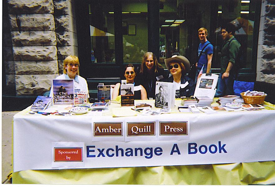Kathy, Laura, Scarlett and Beth